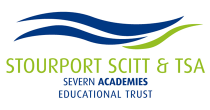 Stourport SCITT logo